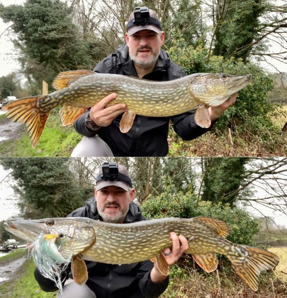 Canal pike.