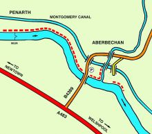 Aberbechan closed temporarily