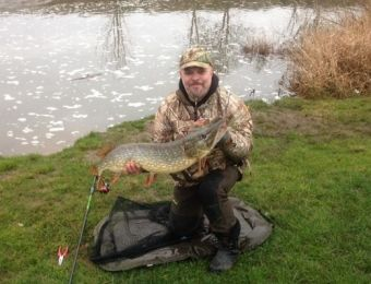 Another Avon pike!