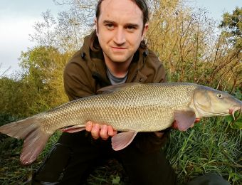 Floodwater barbel.